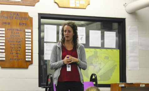 Cari Jo Anderson builds new physical education programs