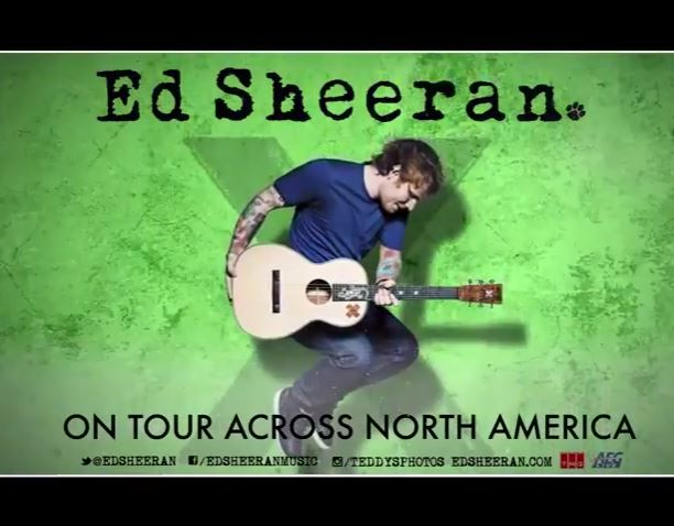 Ed Sheeran returns to the Twin Cities on Sept. 15.