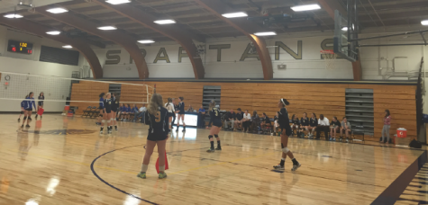 Girls Volleyball continues to improve with age
