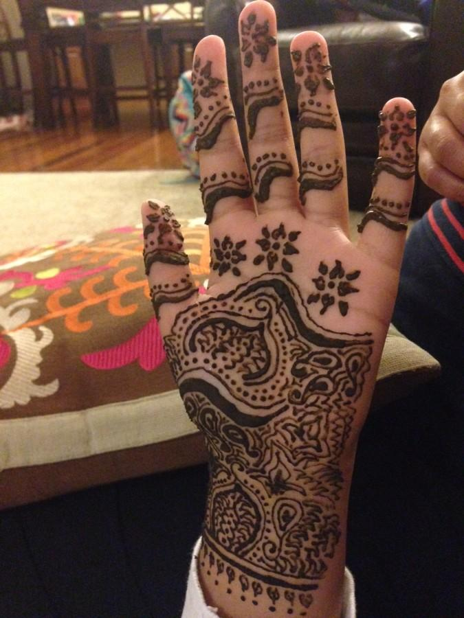9e19a6839 Henna holds a sacred spot in hearts and on hands – The Rubicon