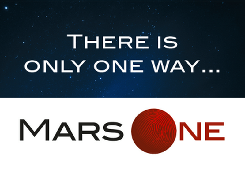 Mars One, a private project, intends to send 100 people to Mars for colonization and with no return ticket.