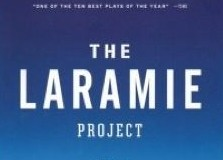 The Laramie Project will be the first Upper School play on the Huss Center stage.