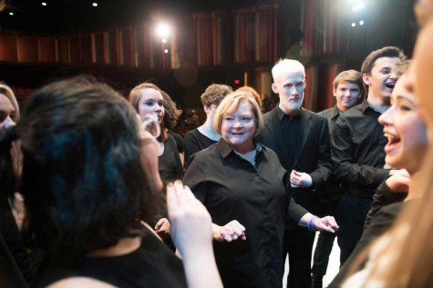 Performing arts programs empower students