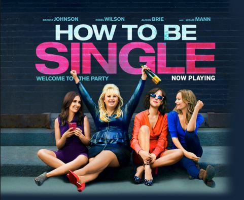 How to be Single provides a good comedy experience