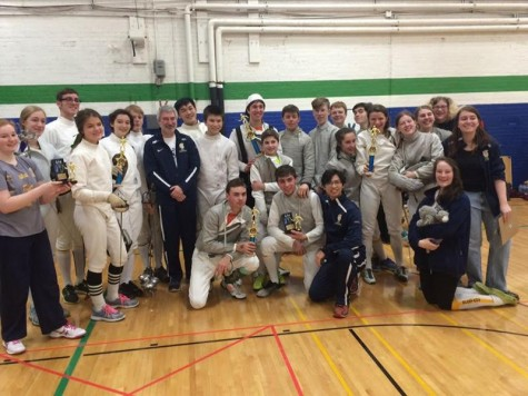 Among the successes of St. Paul Academy and Summit School's 2015-16 winter season was when the SPA fencing team took first place in the state once again.