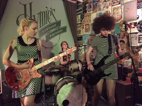 Bruise Violet fuses punk rock and heavy metal