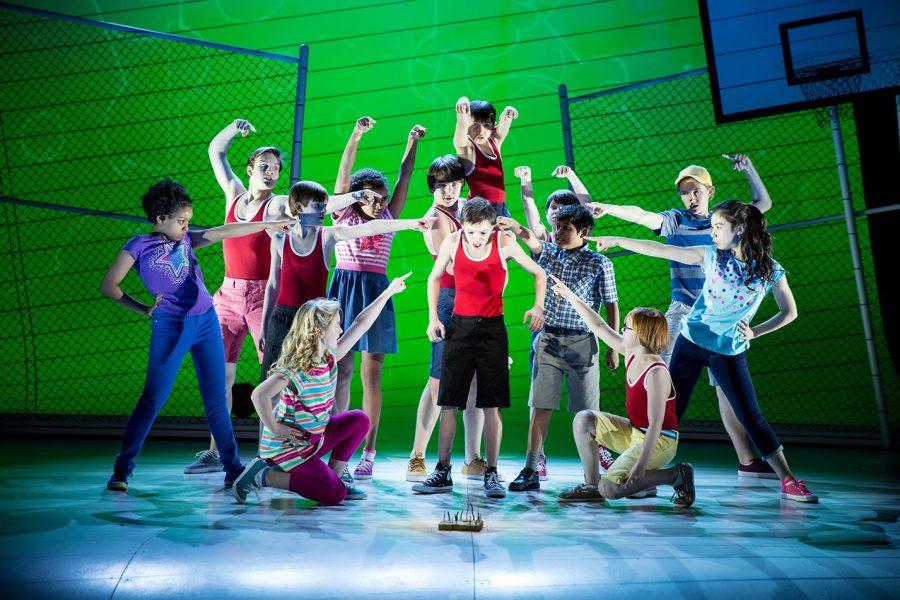 Diary of a Wimpy Kid: The  Musical is a playful show that lives up to the books. This is the