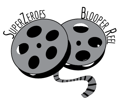 SuperZeroes and Blooper Reel were the two student films submitted by seniors Calla Saunders and Karsten Runquist.
