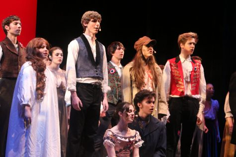 The Spotlight Theater Awards have selected St. Paul Academy and Summit School's Les Miserables to play at the Orpheum on June 13.