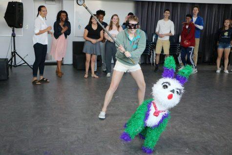 Pinata and Salsa Dancing: groups host Cinco de Mayo celebration