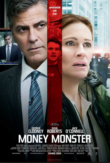 Money Monster, starring George Clooney and Julia Roberts is yet another film that brings intensive action to its viewers.