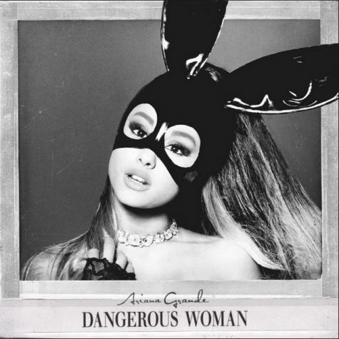 Ariana Grande's new album Dangerous Woman shows the singer's  maturity.