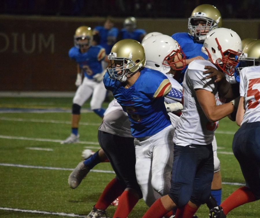 SMB Wolfpack start second season with 55-0 throttling of Saint Agnes Aggies