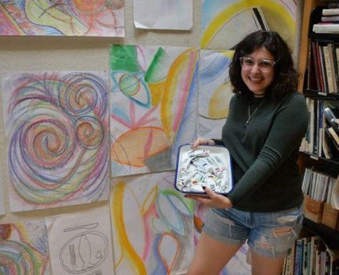 Zelle feeds her love of art at Studio Seven