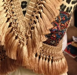 Hughes' fashion collection focuses on identity, presentation, and interpretation