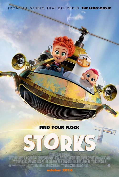 Storks+provides+its+audience+humor+with+underlying+themes+of+diversity+and+acceptance.+Fair+Use+Photo%3A