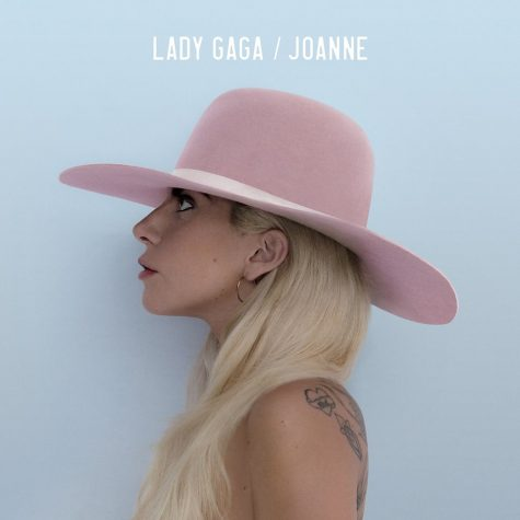 The album cover from Lady Gaga's newest solo album; Joanne. Fair Use Photo: Lady Gaga Official