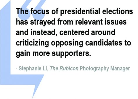 Candidates need to focus on long-term issues in campaigns