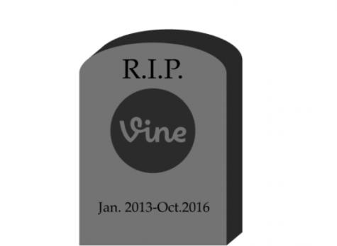 Vine's timely demise