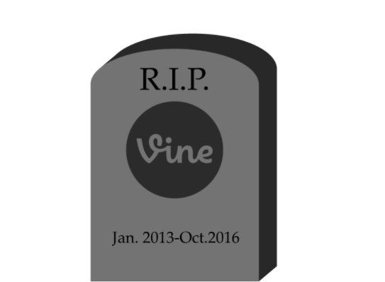 Twitter announced that they were shutting down Vine the app on Oct. 27.