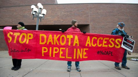 Protests take place around the country in opposition of DAPL. Fair Use Image: Flickr Creative Commons
