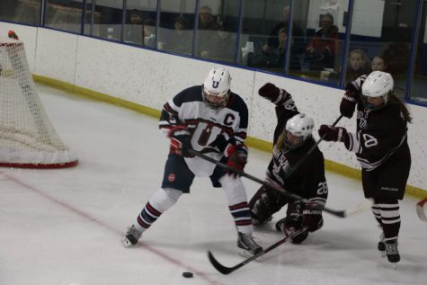 United Hockey loses to South Saint Paul