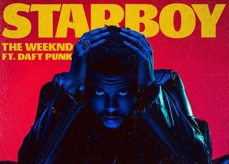 Every single song in The Weeknd's 2016 album, Starboy, has made Billboard's top 100 list.