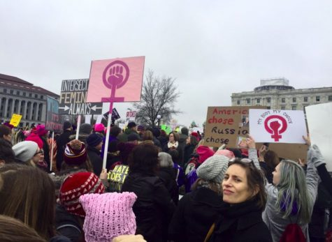 Women's Marches took place globally on Jan. 21. Although they are a step towards change, much more work must be done.