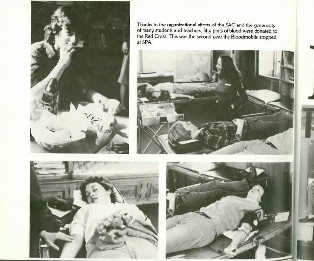37 years later, the Blood Drive still thrives