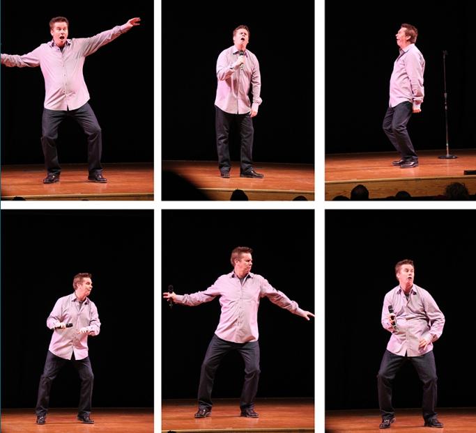 REVIEW: Brian Regan Comedy Tour a family affair