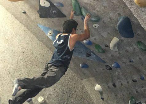 10 questions for junior rock climber Zach White