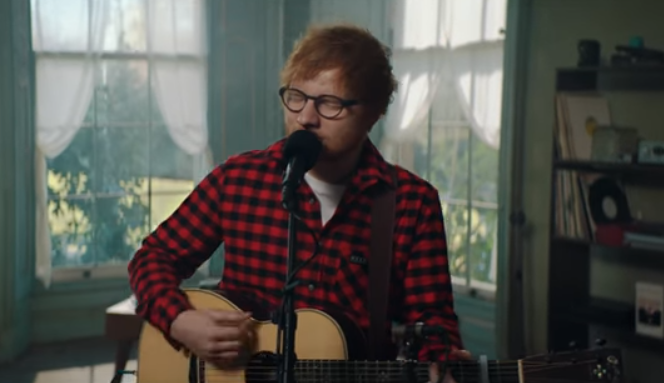 Divide, Ed Sheeran's newest album, combines his classic notes with some Irish music and more rap.