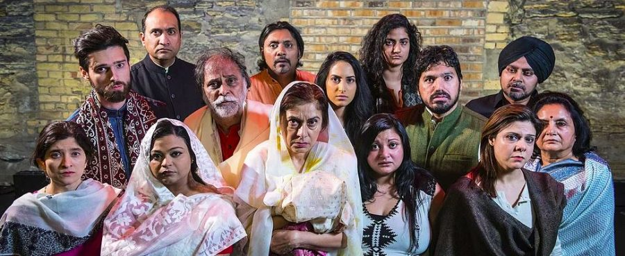 The cast of 5 Weeks weaves the stories of Hindu, Muslim, and Parsi families together to reveal the lasting devastation the India-Pakistan partition caused.