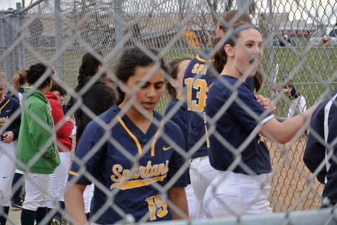 Sarah Murad and Clare Tipler celebrate a hit