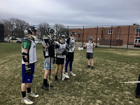 Boys Lacrosse kicks off the season with team spirit