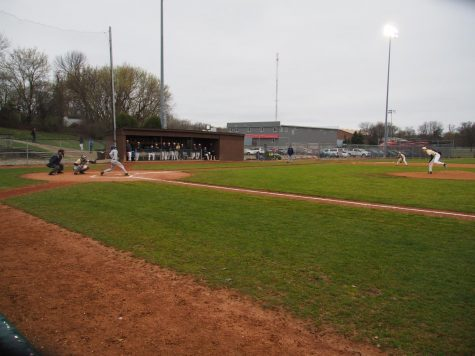 Weather dampens baseball season