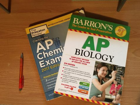 AP science exams align closely with SPA's honors courses, so the extra preparation time is manageable.