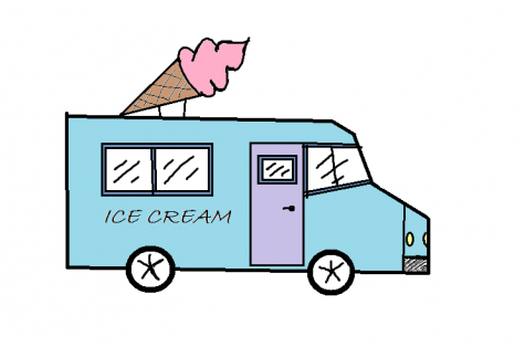 Ice cream trucks deliver treats and a surprising history