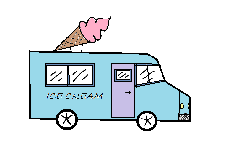 Ice cream trucks played a role in making the treats more accessible and affordable for middle and lower class citizens.
