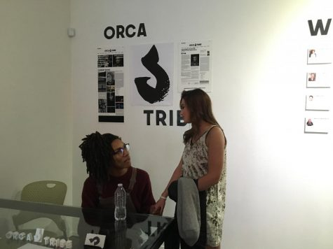 Orca Tribe launch party fulfills mission to connect artists