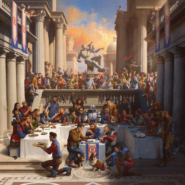Logic's third studio album now sits at 57th on Billboard's Hot 100 chart.