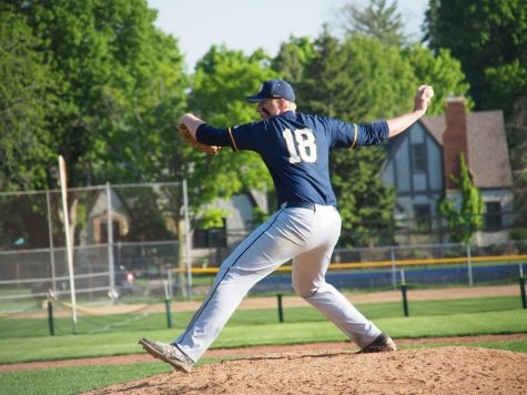 Boys baseball drops home opener