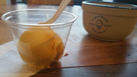 Pumphouse Creamery is known for farm to to frozen handmade ice cream.