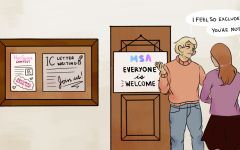 Every year MSA has to reinforce the idea that everyone is welcome. Its time to change that.