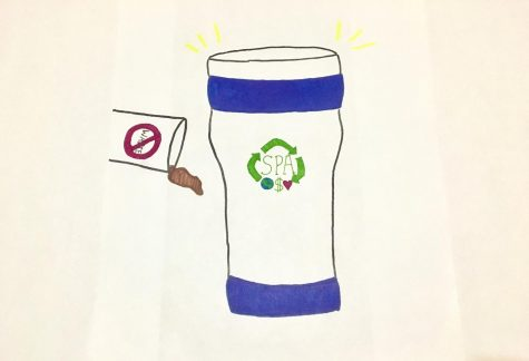 2 SIDES: Did the mug / water bottle sales improve sustainability?