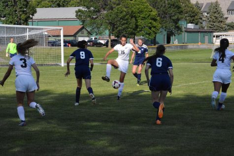 Girls Soccer to play Homecoming game