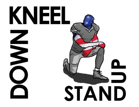 FROM THE ARCHIVES: Kneel down, stand up