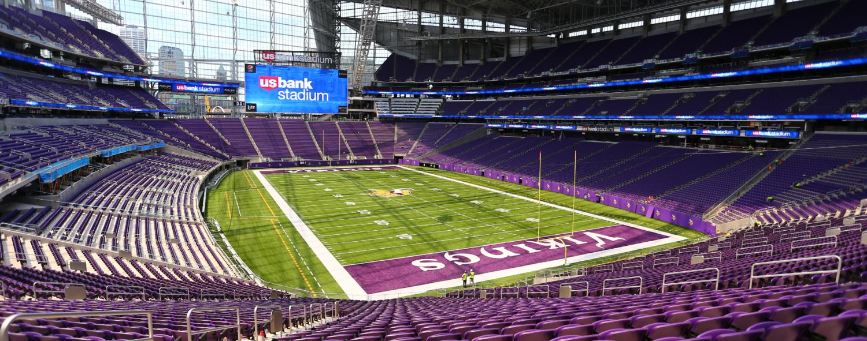 Minneapolis will host Super Bowl LII in 2019 in U.S. Bank Stadium.