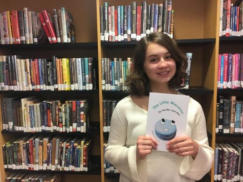Ries publishes a sweet tale of individuality