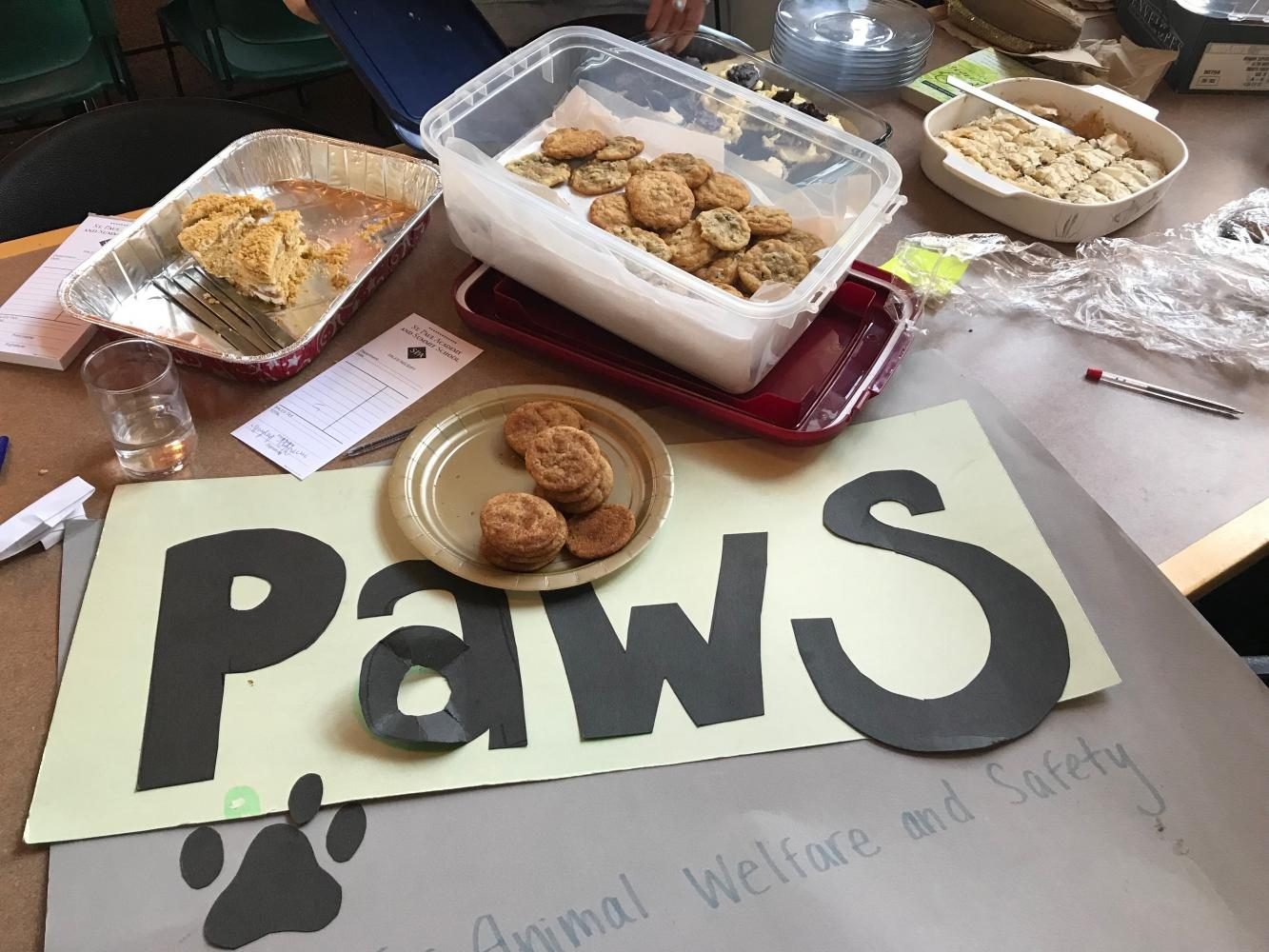 Part+of+the+proceeds+from+the+PAWS+bake+sale+will+be+going+to+World+Wildlife+Fund+%28WWF%29.+